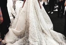 Show Stopper / Big skirts. Amazing details. Something different. That WOW dress.