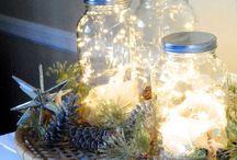 Lys i glas mm