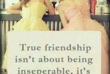 True Friendship / Friendship