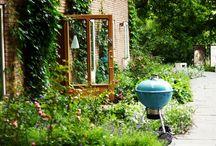 Häggvik - trädgård