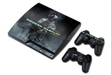 Skin sticker PS3 Slim