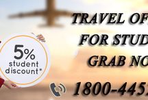 Student Travel Deals / Student Travel Deals Offers to USA/Canada/Australia/India. For more information please visit our website http://www.uniquetrip.com.
