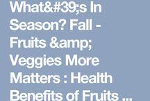 Whats in Season