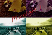 Moonlight 1 / 1 person, 3 seasons tent