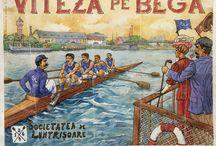 Vintage Posters Romania / Vintage Poster Romania