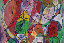 Glad's Abstract Artwork / Abstract artwork created by Gladys Jimenez