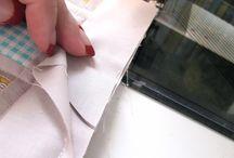 binding per piccoli quilt