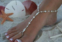 Beach foot accessory