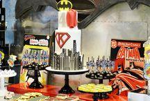 Alkinoos party batman vs superman