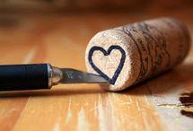 Cork crafts