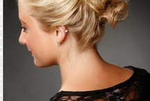 Going up / Updo hairstyles