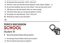 Topics discussion