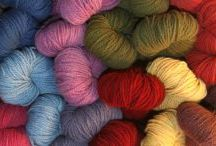 Green Mountain Spinnery Yarns / Since our founding in 1981 our goals remain unchanged: to create yarns of the highest quality, to help sustain regional sheep farming, and to develop environmentally sound ways to process natural fibers. www.spinnery.com / by Green Mountain Spinnery
