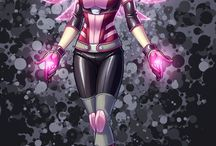 Superhero suits
