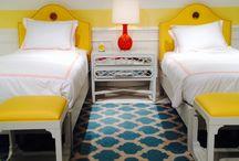 Bedrooms / by Albert Maruggi