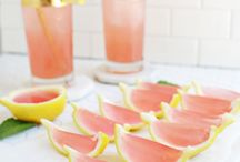 Cocktail Party / Cocktails, Inspiration, Party Inspiration