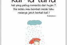 tentang hujan