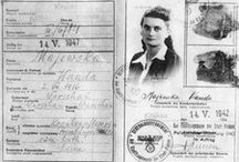 WWII ID Cards