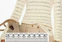 Crochet kleding