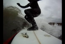 Surfing North East / by N.D. Surfboards