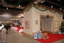 Santa's Village & Show Information / Kids and kids at heart will enjoy an enchanted and interactive window display with Santa as the star. A quality photographer will be there for all six days so you can commemorate the holiday season with a beautiful photo of you with Santa.