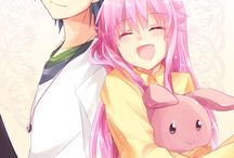 Anime Couple Pack #3