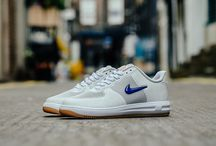 Nike Air Force 1 / Lunar Force 1