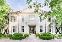 ARCHITECTURAL DIGEST + SEAN ANDERSON DESIGN / Full Renovation Home Tour in East Memphis featured in Architectural Digest Online. Traditional With a Modern Touch.  Photo | ©AlyssaRosenheck Design | Sean Anderson