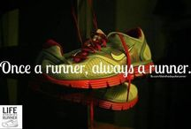Once a runner...!