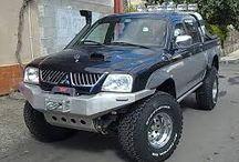 moter mitsubishi L200