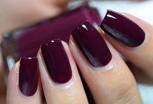 nails autumn