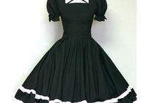Goth Loli / goth lolita dresses