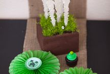 Minecraft Party Ideas / by Kimberly Shankland