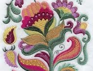 Embroidery-Jacobean