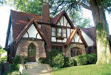 Tudor style home legacy