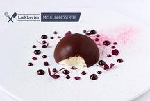 Desserter og sødt