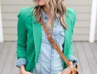 Vestite y andate / Looks para inspirarse...