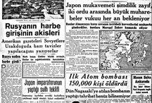Eski gazeteler