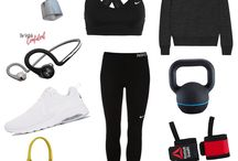 Gym, workout motivation