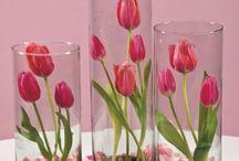 Diseños de floreros pequeños