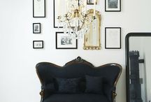 Living room Inspiration / by A. Martin
