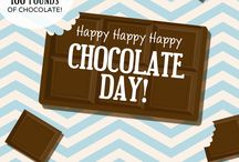 Candy Holidays & Other Days of Celebration / We all know when the national and religious holidays are, right? But what about those extra-special, extra-sweet holidays? Now you never have an excuse not to celebrate with something sweet!