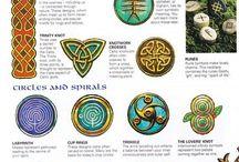 Keltiske mønstre