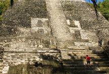Střední Amerika - Guatemala, Belize, Honduras, Nikaragua, Kostarika, Panama