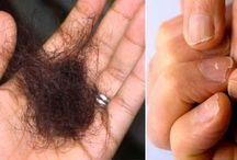 Tratamiento de pelo y uñas