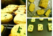 #Baketogether Cheese Sables