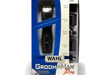 Wahl / YOU CAN COUNT ON A CUTTING EDGE WAHL FACIAL HAIR TRIMMER TO GET THE JOB DONE.
