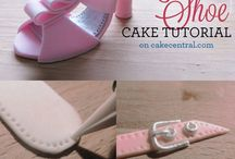 Cakes tutorials / by BOOMS CAKES