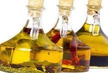 óleo aromatizado