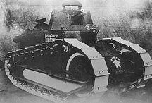 """Light tank """"Ruskij Reno"""" / Czołg lekki """"Ruskij Reno"""""""